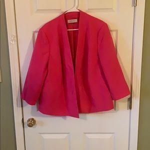 Kasper suit jacket 20w